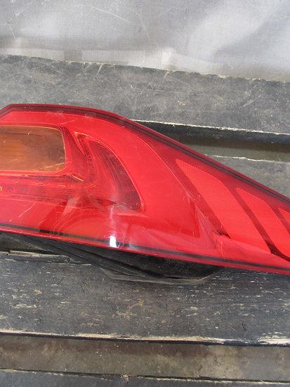 Kia Optima 3 (TF) 13-16 Фонарь задний правый внешний Б/у Оригинал