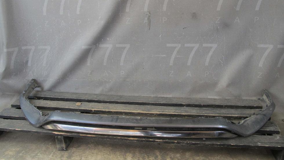 Lexus RX 4 AL20 Накладка переднего бампера Б/у Оригинал
