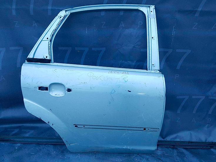 Ford Focus 2 (05-08) дверь задняя правая Б/у Оригинал