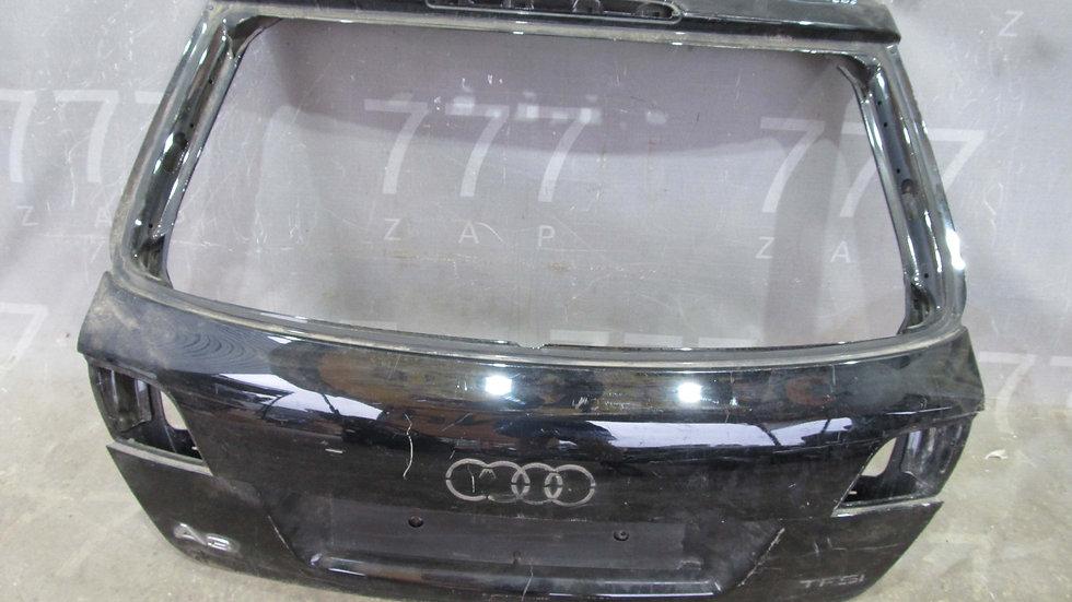 Audi A3 (8P) Крышка багажника  Б/у Оригинал