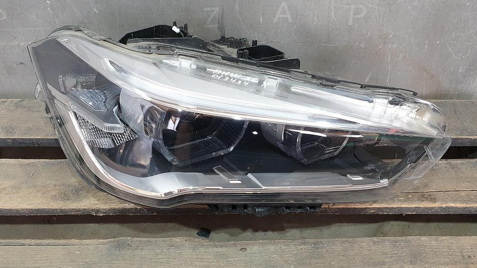 BMW X1 (F48) 15-19 Фара правая LED Б/У Оригинал