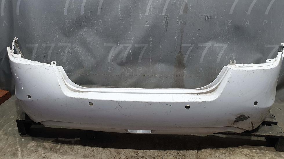Nissan Teana 3 (L33) Бампер задний Б/у Оригинал