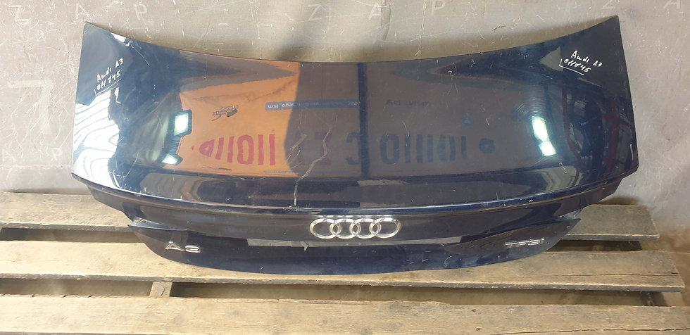 Audi A3 (8V) 12- Крышка багажника Б/У Оригинал