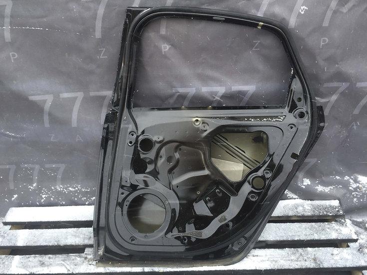 Audi A6 (С7) 11-18 Дверь задняя правая Б/у Оригинал