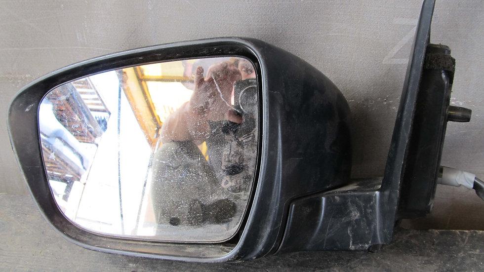 Nissan Qashqai 2 (J11) Зеркало левое  Б/у Оригинал