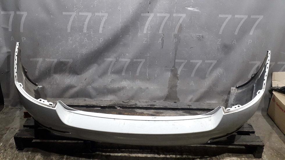 Skoda Octavia 3 (A7) 13-17 Бампер задний Б/у Оригинал