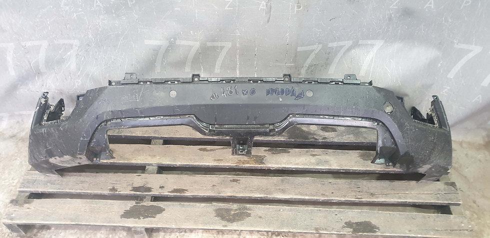 Hyundai Creta (GS) 16- Юбка заднего бампера Б/У Оригинал