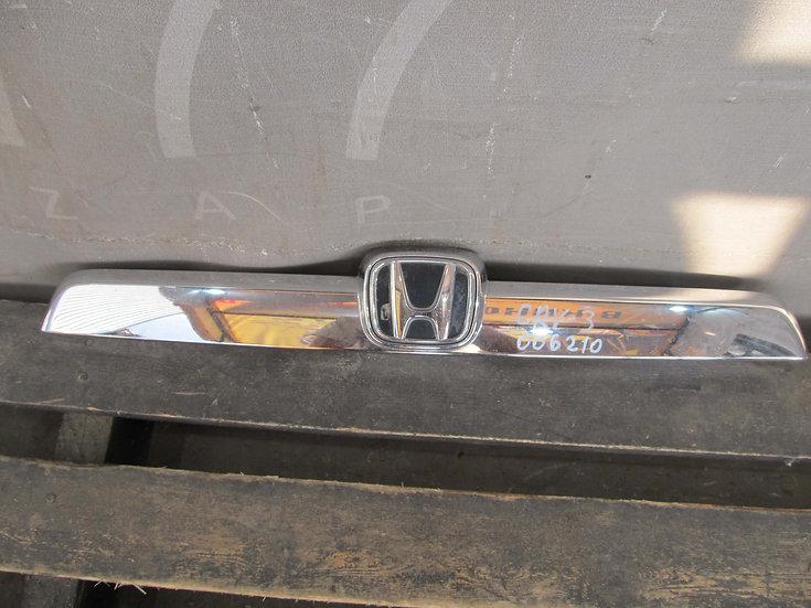 Honda CR-V 3 (RE) 07-12 Накладка задняя багажника  Б/у Оригинал