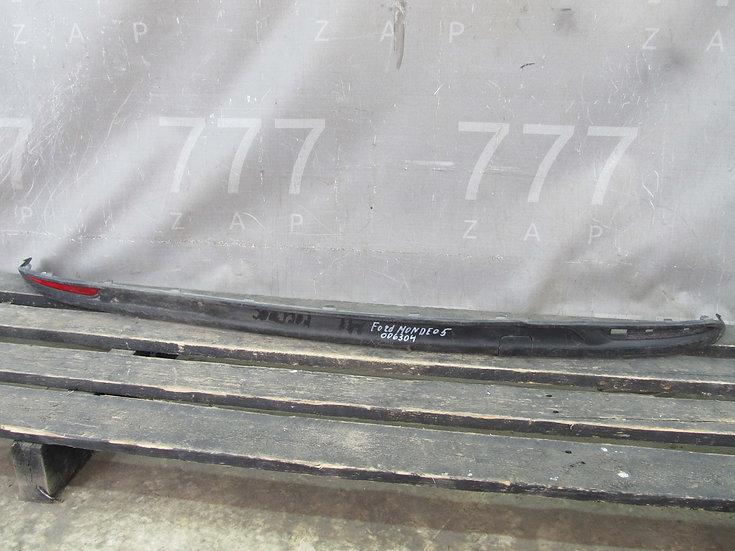Ford Mondeo 5 Накладка заднего бампера Б/у Оригинал