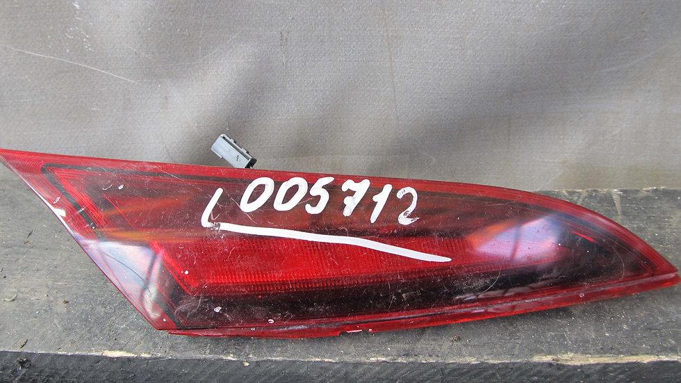 Opel Insignia (0G-A) Фонарь задний левый внутренний Б/у Оригинал