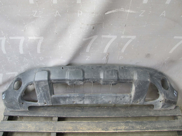 Honda CR-V 3 (RE) 07-12 Накладка переднего бампера Б/у Оригинал
