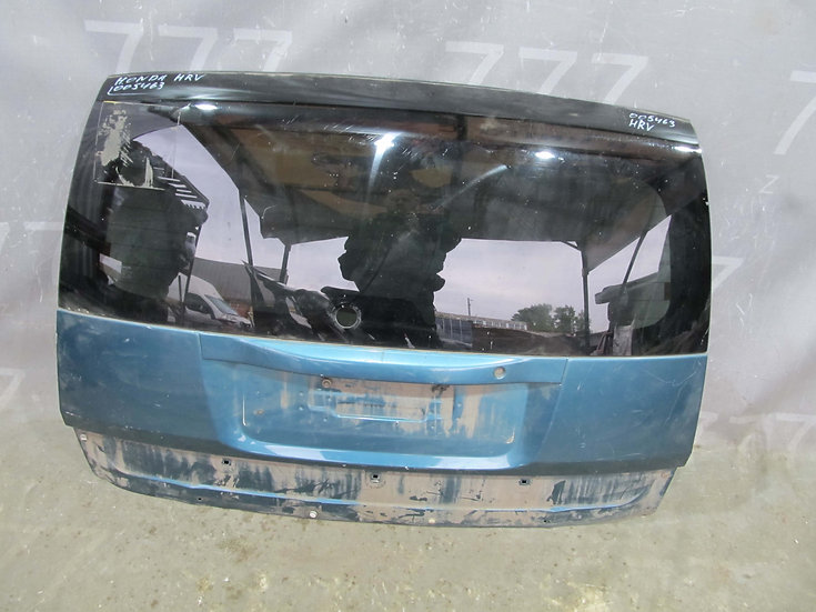 Honda HR-V (GH) 99-06 Крышка багажника Б/у Оригинал