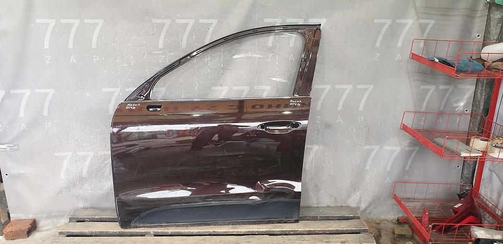 Porsche Macan (95B) Дверь передняя левая Б/У Оригинал