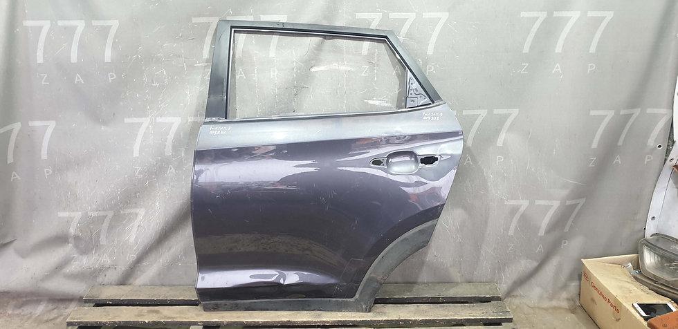 Hyundai Tucson 3 (TL) Дверь задняя левая Б/у Оригинал