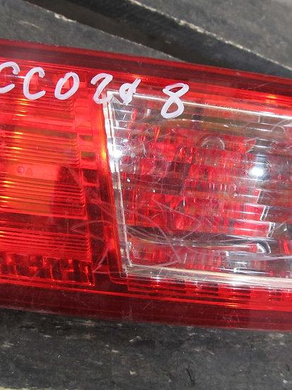 Honda Accord 8 (CU) Фонарь задний левый внутренний Б/у Оригинал