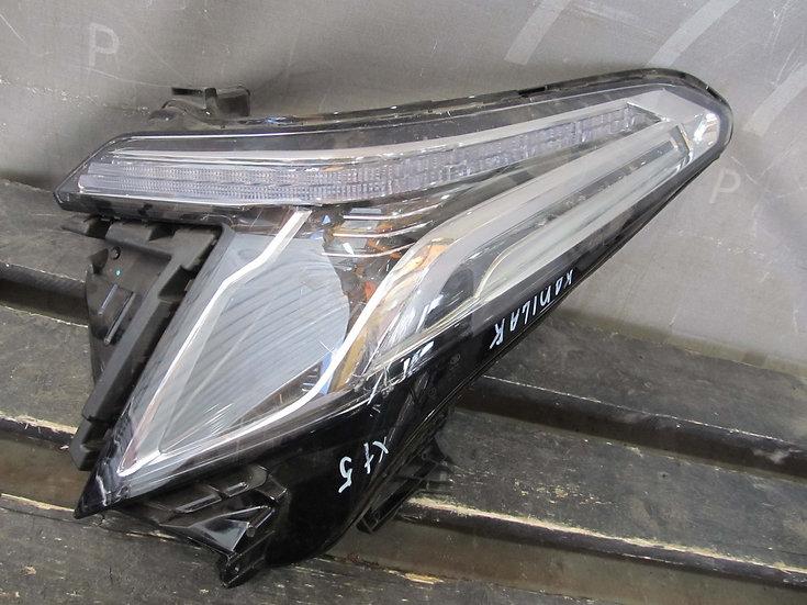 Cadillac XT5 (16-) Фара правая LED Б/у Оригинал