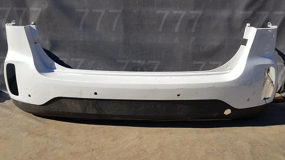 Kia Sorento 2 (XM) Бампер задний Б/у Оригинал