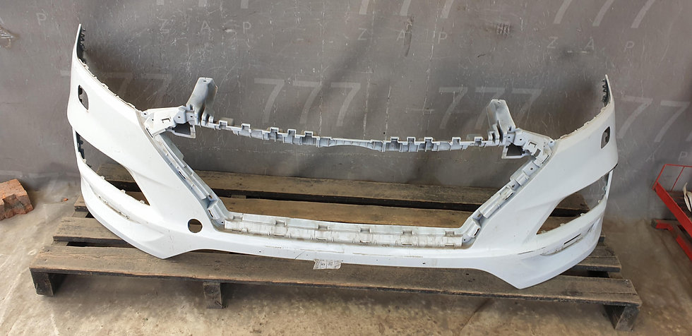 Hyundai Tucson 3 (TL) 18- Бампер передний Б/У Оригинал
