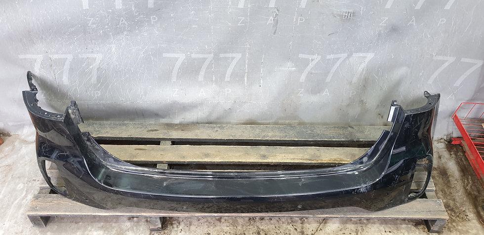 Kia Sorento 2 (XM) 12-14 Бампер задний Б/У Оригинал