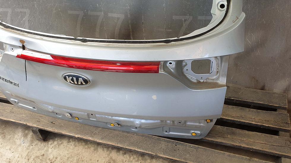 KIA Sportage 4 (QL) 16г- Крышка багажника Б/У Оригинал