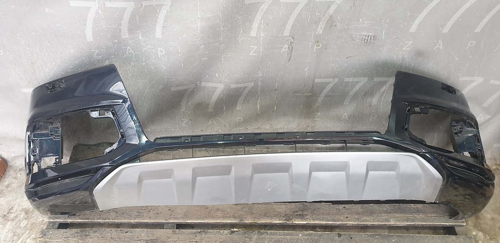 Audi Q7 4M 15-  Бампер передний  Новое Оригинал