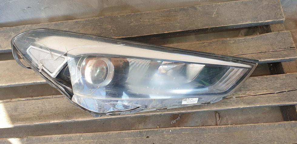 Hyundai Tucson 3 (TL) 15-18 Фара правая Б/У Оригинал
