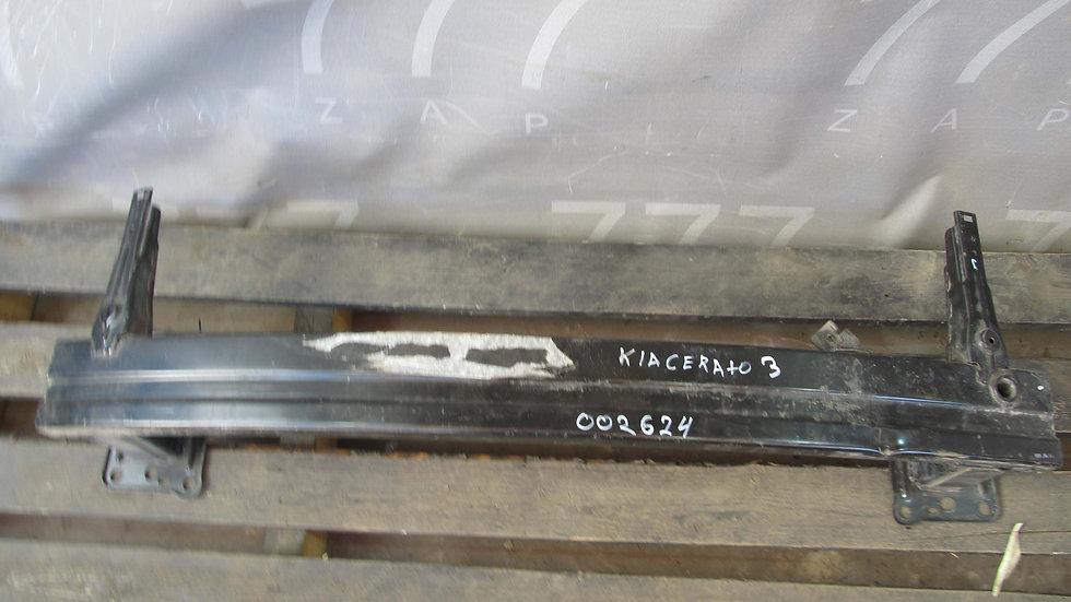 Kia Cerato 3 (YD) Усилитель переднего бампера  Б/у Оригинал