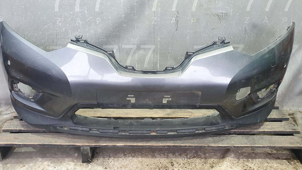 Nissan X-Trail 3 (T32) Бампер передний Б/У Оригинал