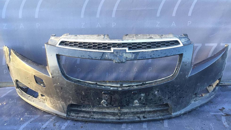Chevrolet Cruze (J300) 09-15г Бампер передний Б/у Оригинал