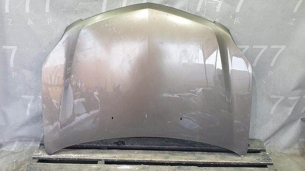 Cadillac SRX 2 (10-) Капот Б/у Оригинал