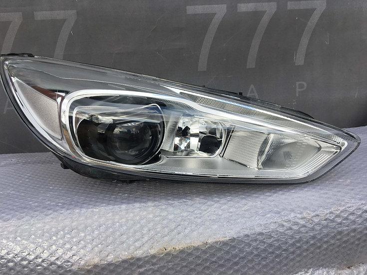 Ford Focus 3 (14-19) Фара правая Б/у Оригинал