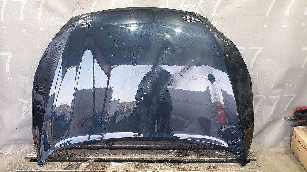 Kia Sorento 3 Prime (UM) Капот  Б/у Оригинал