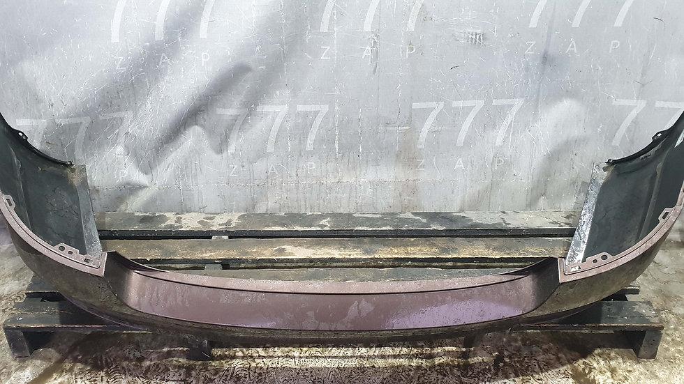 Бампер задний Skoda Octavia 3 (A7) 13-17 Б/у Оригинал