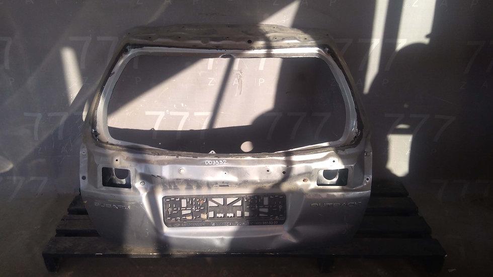 Subaru  Outback 5  Крышка багажника  Б/у Оригинал