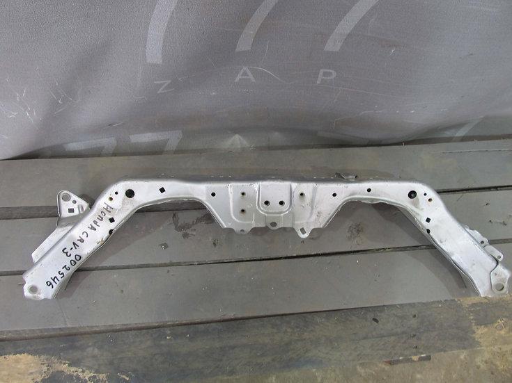 Honda CR-V 3 (RE) 07-12 Передняя панель (телевизор) верхняя часть Б/у Оригинал