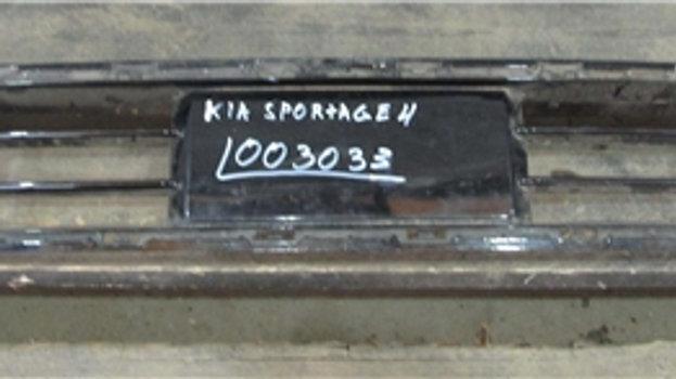KIA Sportage 4 (QL) Решетка бампера  Б/у Оригинал