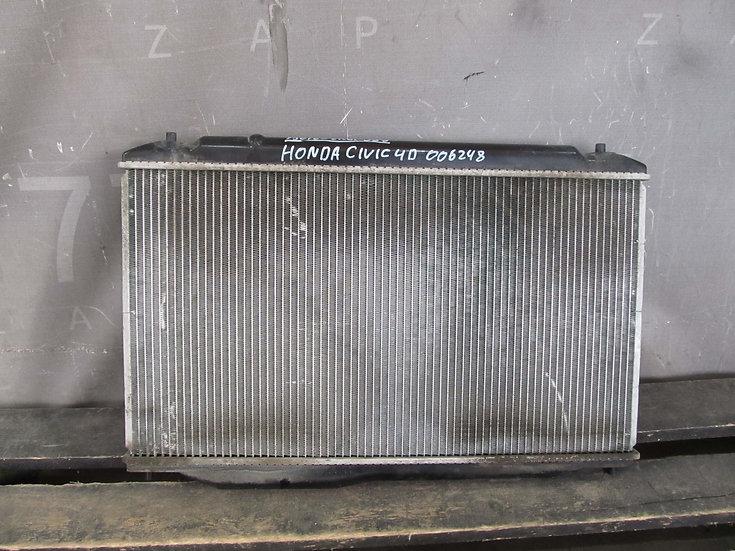 Honda Civic 8 (05-12) Радиатор охлаждения ДВС Б/у Оригинал