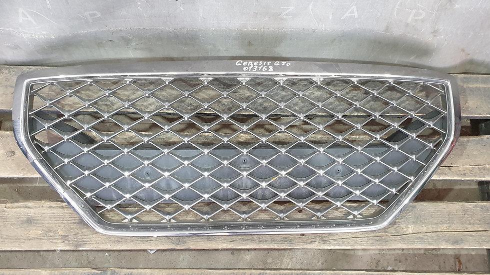 Genesis G70 Решетка радиатора Б/У Оригинал