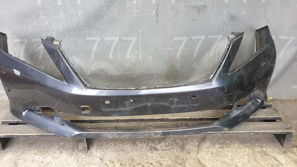 Toyota Camry (XV50) Бампер передний Б/У Оригинал
