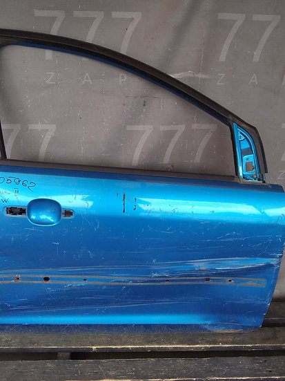 Ford Focus 2 (05-08г) дверь передняя правая  Б/у Оригинал