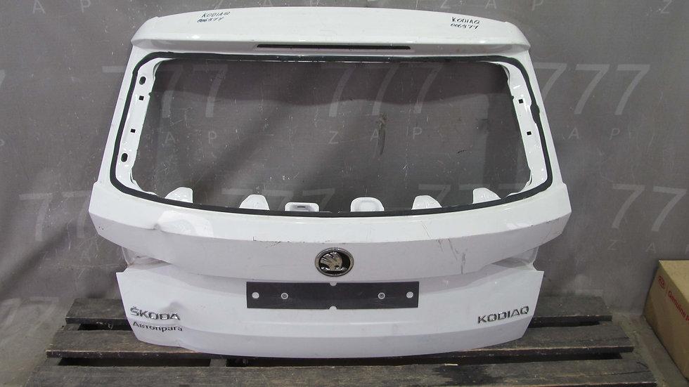 Skoda Kodiaq (16-) Крышка багажника Б/у Оригинал