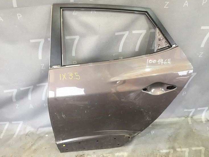 Hyundai ix35 (LM) Дверь задняя левая  Б/у Оригинал