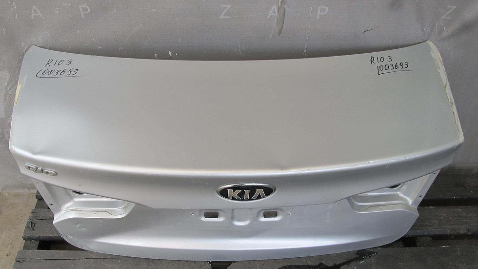 Kia  Rio 3 (QB) Крышка багажника  Б/у Оригинал