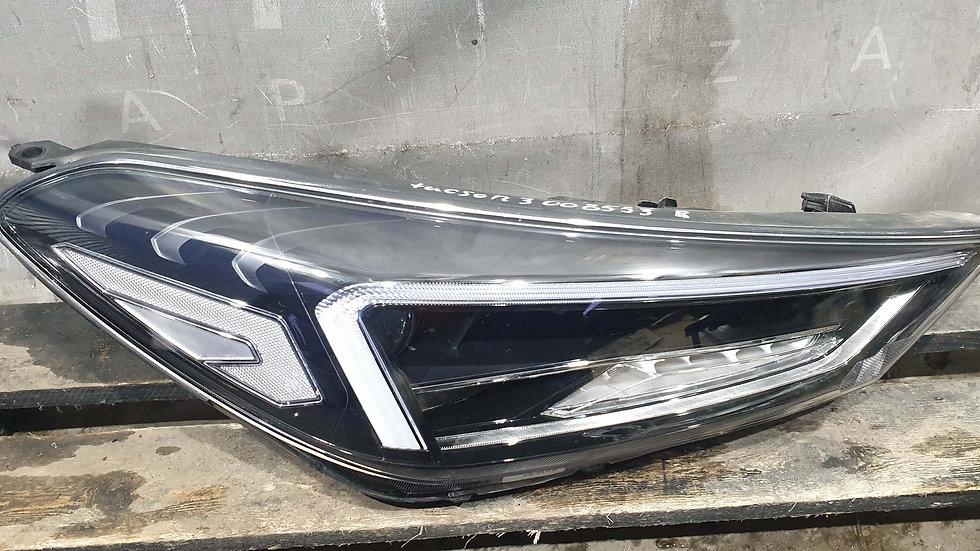 Hyundai Tucson 3 (TL) 18- Фара правая LED Б/у Оригинал