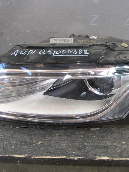 Audi Q5 (8R) Фара левая LED Б/у Оригинал