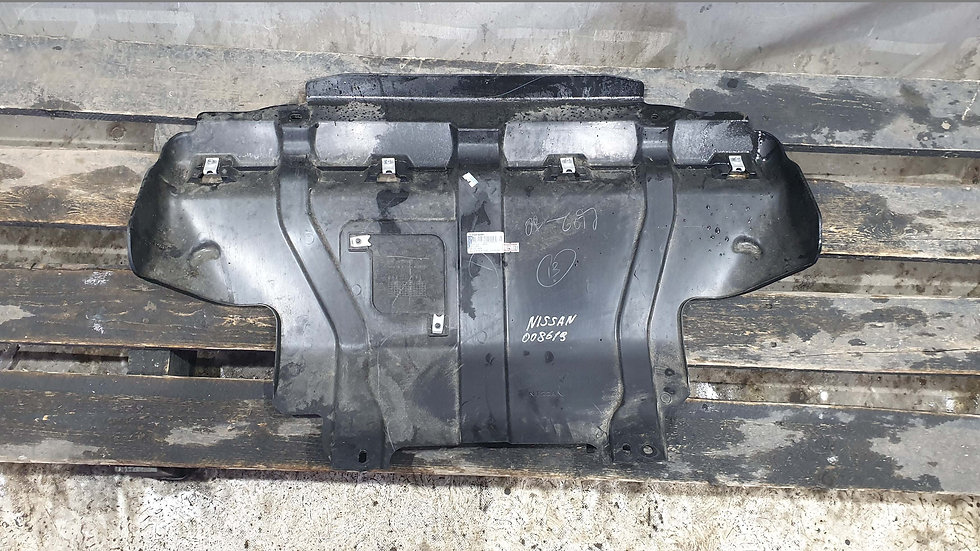 Nissan Navara (14-19) Защита ДВС Б/у Оригинал