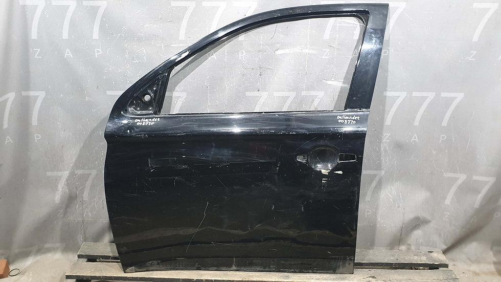 Mitsubishi Outlander 3 (15-) Дверь передняя левая Б/у Оригинал