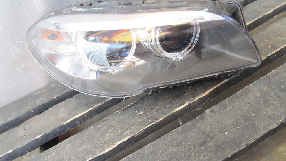 BMW 5-Series (F10) Фара правая Б/у Оригинал