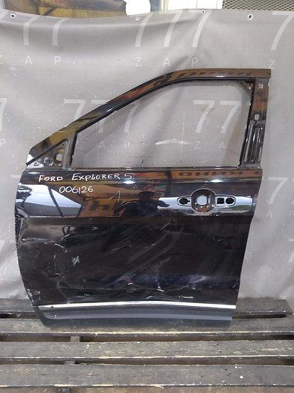 Ford Explorer 5 (15-) дверь передняя левая  Б/у Оригинал