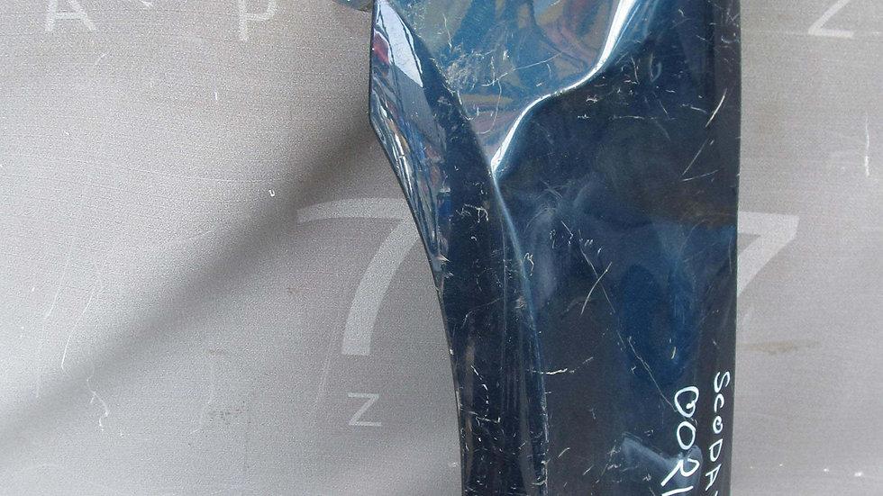 Skoda Yeti (5L) Крыло переднее левое Б/у Оригинал